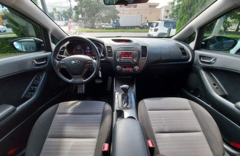 Kia Cerato 1.6 Sx 16v - Foto #8