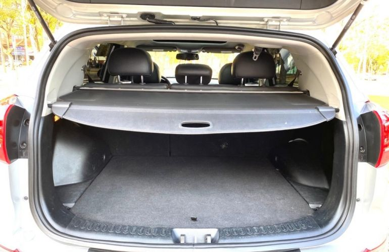 Kia Sportage  LX 2.0 P576 (Flex) (Aut) - Foto #7