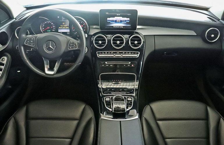 Mercedes-Benz C 180 1.6 Cgi Avantgarde 7g-tronic - Foto #5