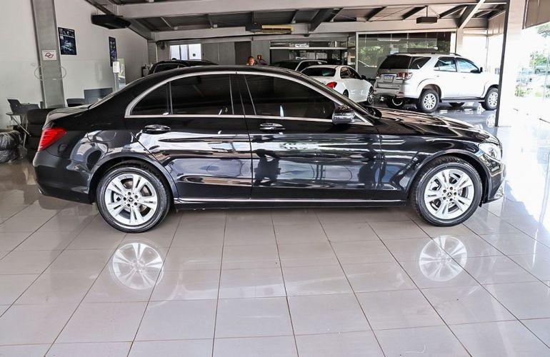Mercedes-Benz C 180 1.6 Cgi Avantgarde 7g-tronic - Foto #10