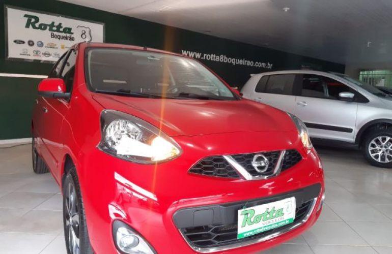 Nissan March SL 1.6 16V Flex - Foto #2