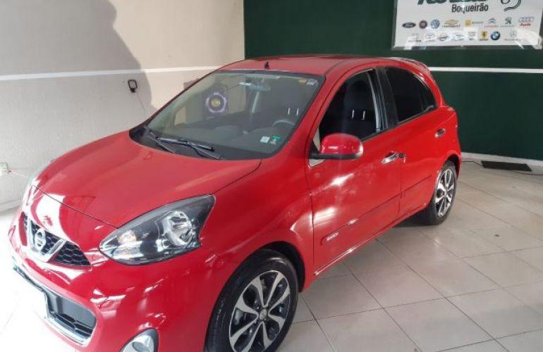 Nissan March SL 1.6 16V Flex - Foto #3