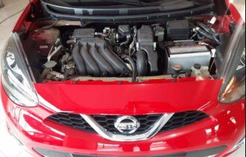 Nissan March SL 1.6 16V Flex - Foto #10