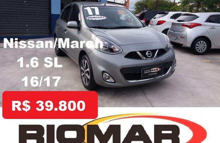 Nissan March 1.6 SL 16V Flexstart - Foto #1