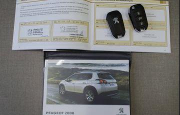 Peugeot 2008 Griffe 1.6 16V (Aut) (Flex) - Foto #10