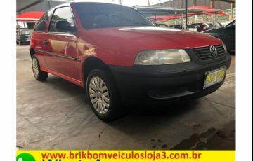Volkswagen Gol City 1.0 8V (Flex) 2p