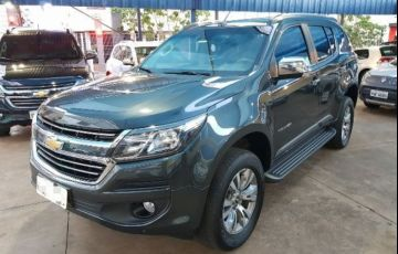 Chevrolet Trailblazer 2.8 LTZ 4x4 16V Turbo - Foto #1