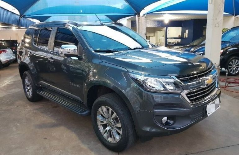 Chevrolet Trailblazer 2.8 LTZ 4x4 16V Turbo - Foto #3