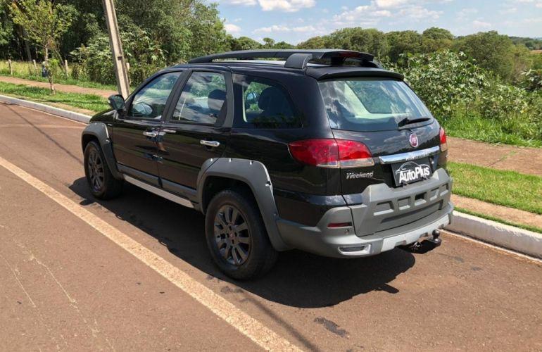 Fiat Palio Weekend Adventure 1.8 16V Dualogic (Flex) - Foto #4