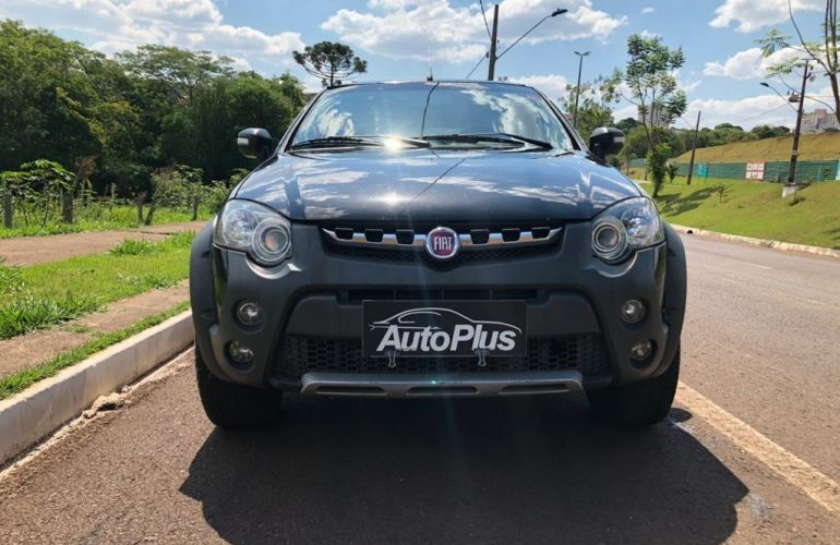 Fiat Palio Weekend Adventure 1.8 16V Dualogic (Flex) - Foto #6