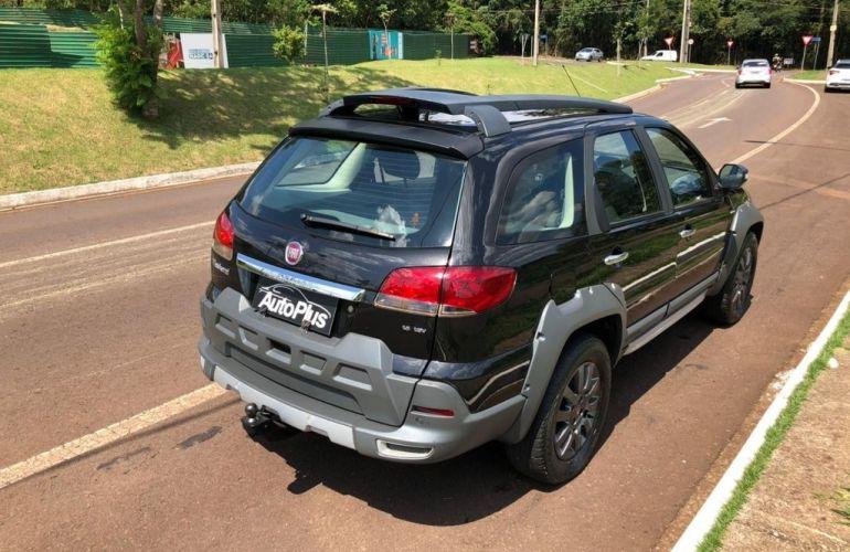 Fiat Palio Weekend Adventure 1.8 16V Dualogic (Flex) - Foto #7