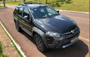Fiat Palio Weekend Adventure 1.8 16V Dualogic (Flex) - Foto #9