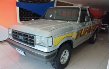 Ford F1000 Super Serie 3.9 (Cab Simples)