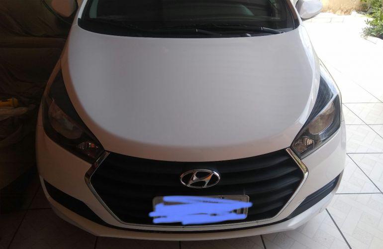 Hyundai HB20 1.0 Comfort Plus blueMedia - Foto #1