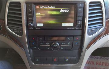 Jeep Grand Cherokee 3.0 Limited 4x4 V6 24v Turbo - Foto #4