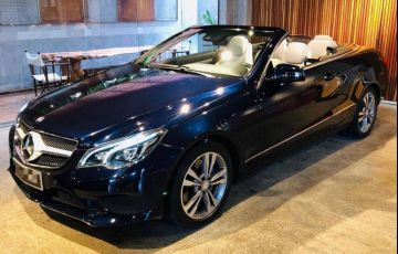 Mercedes-Benz E 250 Cabrio 2.0 CGI Turbo