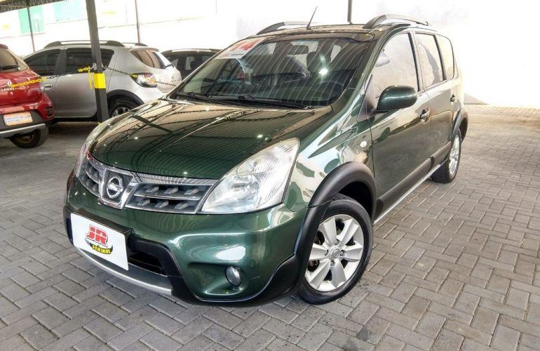 Nissan Livina 1.8 SL X-gear 16v - Foto #1