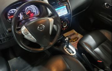 Nissan Versa 1.6 16V Flexstart Unique - Foto #2