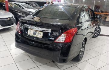 Nissan Versa 1.6 16V Flexstart Unique - Foto #5