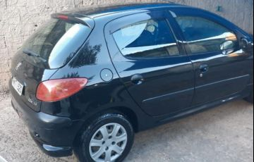Peugeot 206 Hatch. 1.4 8V (flex)