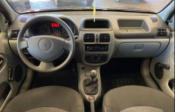 Renault Clio Hatch. Campus 1.0 16V (flex) 4p - Foto #9