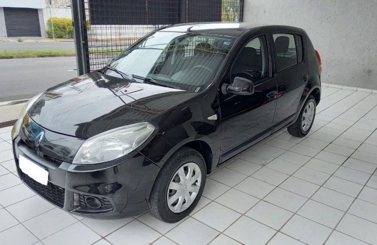 Renault Sandero 1.6 Expression 16v - Foto #2