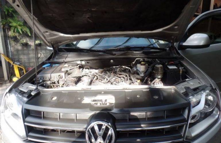 Volkswagen Amarok Trendline CD 4x4 2.0 16V TDi Biturbo - Foto #9