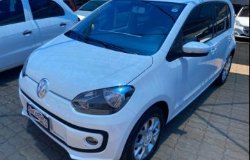 Volkswagen Up! 1.0 12v E-Flex high up! I-Motion