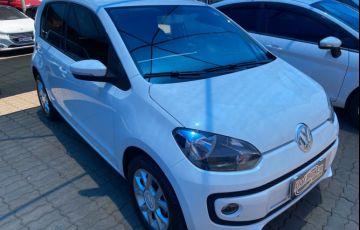 Volkswagen Up! 1.0 12v E-Flex high up! I-Motion - Foto #5