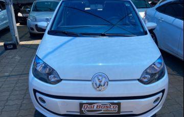 Volkswagen Up! 1.0 12v E-Flex high up! I-Motion - Foto #6