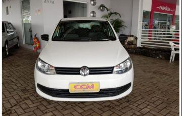 Volkswagen Voyage City I-Motion 1.6 (Flex)