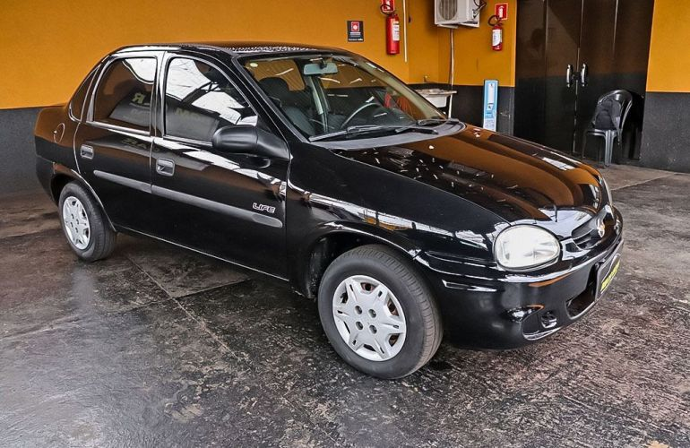 Chevrolet Classic 1.0 MPFi Life 8v - Foto #2