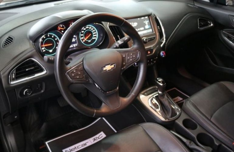 Chevrolet Cruze LT 1.4 Turbo Ecotec 16V Flex - Foto #5