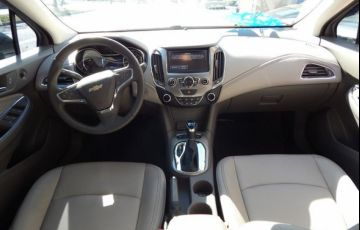 Chevrolet Cruze LTZ 1.4 Turbo Ecotec 16V Flex - Foto #6