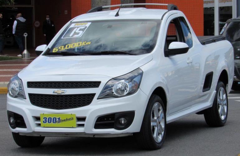Chevrolet Montana 1.4 MPFi Sport CS 8V Econo - Foto #1