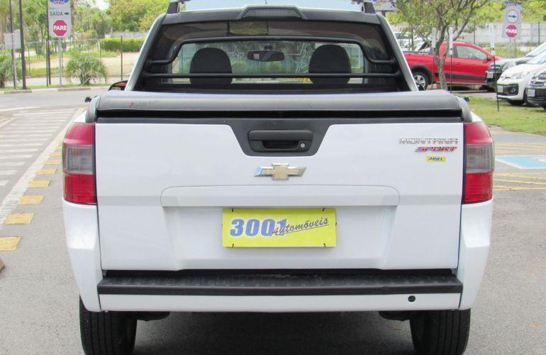 Chevrolet Montana 1.4 MPFi Sport CS 8V Econo - Foto #4