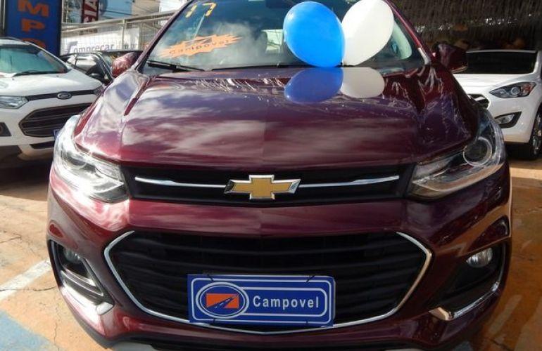 Chevrolet Tracker LTZ 1.4 16V Turbo - Foto #1