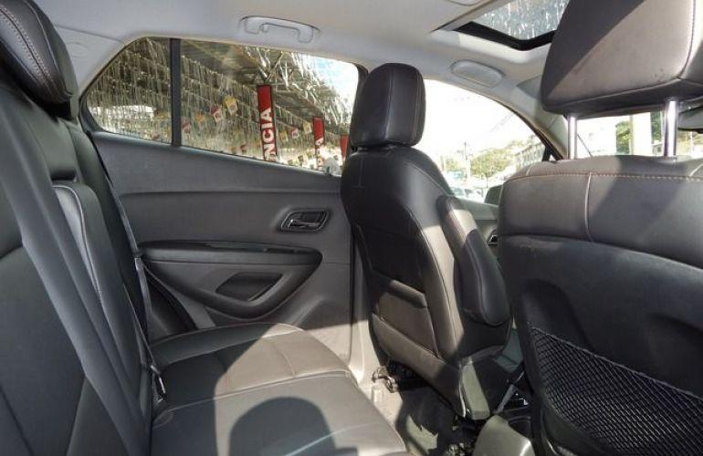 Chevrolet Tracker LTZ 1.4 16V Turbo - Foto #4