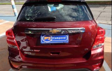 Chevrolet Tracker LTZ 1.4 16V Turbo - Foto #5