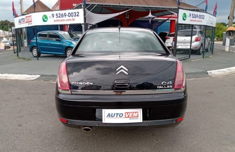 Citroën C4 2.0 Exclusive Pack Pallas 16v - Foto #7