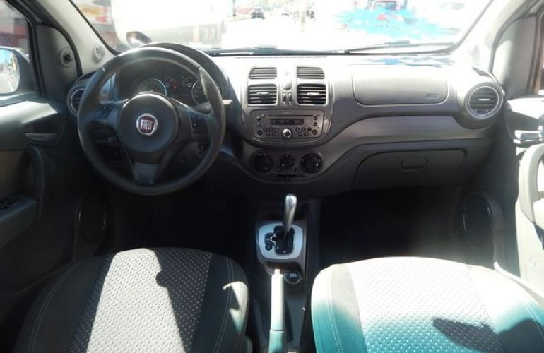 Fiat Grand Siena Essence Dualogic 1.6 16V Flex - Foto #6