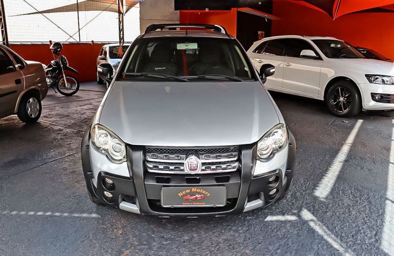 Fiat Strada 1.8 MPi Adventure Locker CE 8v - Foto #1