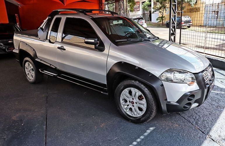 Fiat Strada 1.8 MPi Adventure Locker CE 8v - Foto #2
