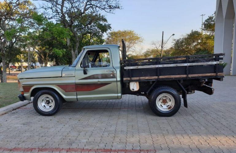 Ford F1000 Super Serie 3.9 (Cab Simples) - Foto #10