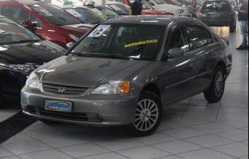 Honda Civic 1.7 LX 16v