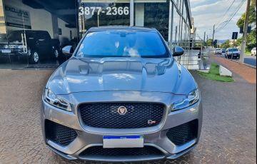 Jaguar F-pace 5.0 V8 Supercharged Svr Awd