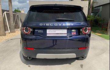 Land Rover Discovery Sport HSE 2.0 16V - Foto #6