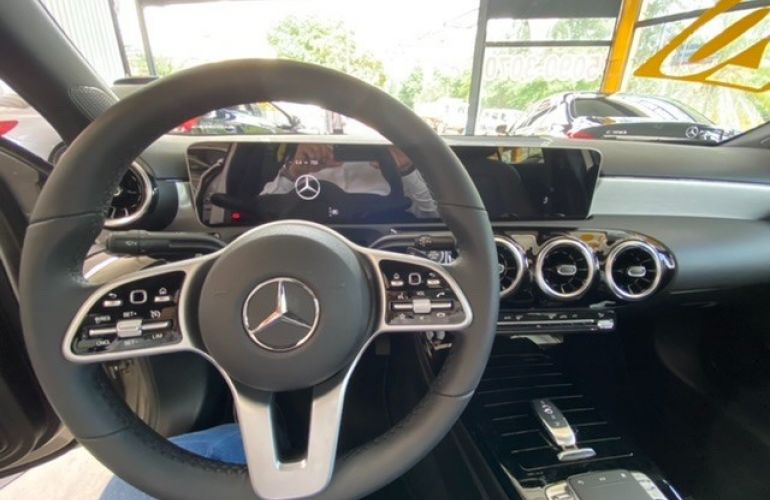 Mercedes-Benz A 200 1.3 Cgi Advance Sedan - Foto #10