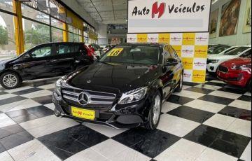 Mercedes-Benz C 180 1.6 Cgi Avantgarde 9g-tronic - Foto #2