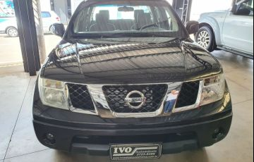 Nissan Frontier 2.5 SE 4x2 CD Turbo Eletronic